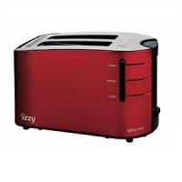 IZZY 2200 SPICY RED Φρυγανιέρες Ανοξείδωτη