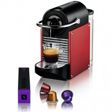 DELONGHI EN125.R PIXIE ( NESPRESSO ) Μηχανές Espresso Red