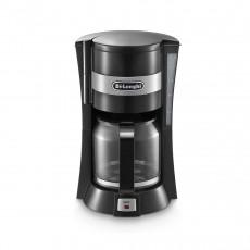 DELONGHI ICM15210.1 Καφετιέρα φίλτρου/Γαλλικού Black/Inox