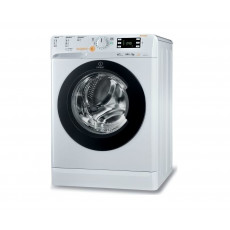 INDESIT XWDE 1071481XWKKK EU Πλυντήρια-Στεγνωτήρια White/Black