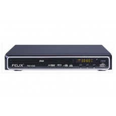 FELIX FXV-1030 Dvd Player Black