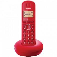 PANASONIC KX-TGB210GRR Ασύρματα Τηλέφωνα Red
