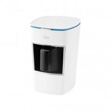 BEKO BKK 2300 Μηχανή Ελληνικού Καφέ Λευκό - Δώρο καφές ελληνικός Παπαγάλος Λουμίδη Παραδοσιακός