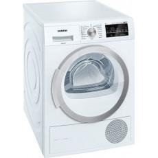 SIEMENS WT45W468GR Στεγνωτήριο Λευκό