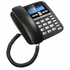 AEG VOXTEL C110 BLACK Ενσυρματα Τηλεφωνα