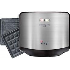 IZZY 222468 GRANITE SLS2001 Σαντουιτσιέρες/Τοστιέρες