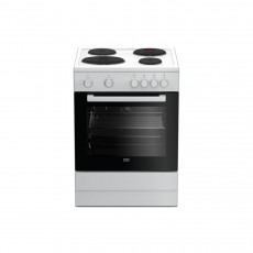 BEKO FSM 66000 GWS Ηλεκτρικές κουζίνες White