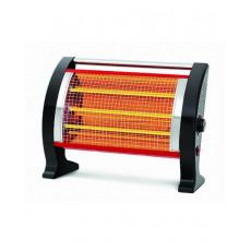 TELEMAX DP2400 DOLPHIN Θερμάστρες Χαλαζία/Carbon Black/Red