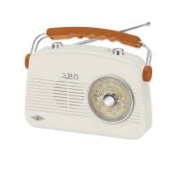AEG NR 4155 RETRO CREME Ραδιοφωνα