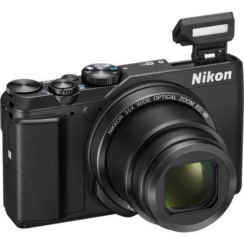NIKON COOLPIX A900 Compact Camera Black + ΔΩΡΟ Θήκη αξίας 15€