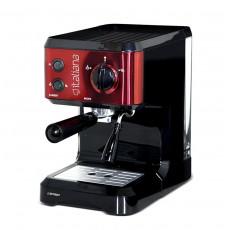GRUPPE CM4677 Μηχανές Espresso Red/Black