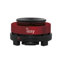 IZZY Q105 (222917) Εστίες ηλεκτρικές Spicy Red