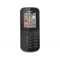 NOKIA 130 (2017) DS Κινητά Απλής Χρήσης Black