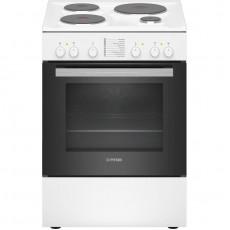 PITSOS PHA009020 (FAMILY) Ηλεκτρικές κουζίνες White