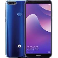 HUAWEI Y7 PRIME 2018 DUAL Smartphones Blue