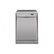 INDESIT DFP 58T94 Z NX Πλυντήριο πιάτων Ασημί