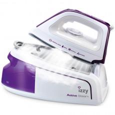 IZZY D188 ACTIVE STEAM Γεννήτριες ατμού White/Purple