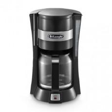 DELONGHI ICM15210.1R Καφετιέρα φίλτρου/Γαλλικού Μαύρο