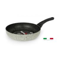 FLONAL PIETRA VIVA 26CM ΒΑΘΥ Τηγάνι - Made In Italy