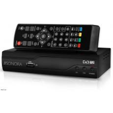 SONORA DVB T2-001 FHD Digital Αποκωδικοποιητές Mpeg4