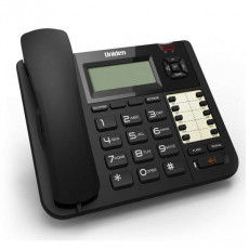 UNIDEN CE-8402 Ενσύρματα Τηλέφωνα Black