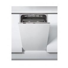 WHIRLPOOL WSIC 3M27 C ΕΝΤΟΙΧ. Πλυντ. πιάτων White