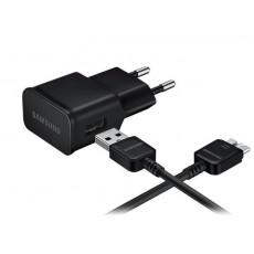 SAMSUNG EP-TA12EBE ΤΟΙΧΟΥ MICRO USB 2A Φορτιστής Black