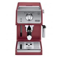 DELONGHI ECP33.21.R Μηχανές Espresso Red/Silver