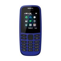 NOKIA 105 DS Κινητά Απλής Χρήσης Blue