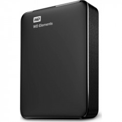 WD ELEMENTS 1TB (WDBUZG0010BBK-WESN) Εξωτερικοί Σκληροί Δίσκοι