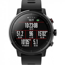 XIAOMI AMAZFIT STRATOS Smartwatches Black