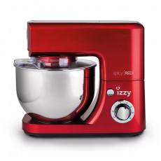 IZZY 223056 800W (10180) Κουζινομηχανές Spicy Red