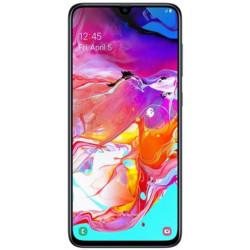 SAMSUNG GALAXY A70 DUAL SIM (SM-A705) Smartphones Black