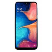 SAMSUNG GALAXY A20 DUAL SIM (SM-A202) Smartphones Blue