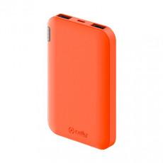 CELLY ENERGY 5000mAh Powerbank Orange PBE5000OR