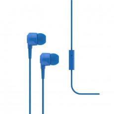 iXCHANGE EARPHONE SE02 Handsfree Blue