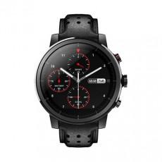 XIAOMI AMAZFIT 2S (STRATOS PLUS) Smartwatches Black Leather