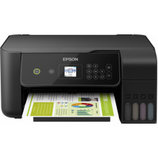 EPSON ECOTANK L3160 Πολυμηχανήματα Black