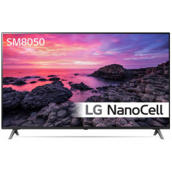 LG 49SM8050PLC Τηλεόραση Black