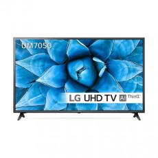 LG 49UM7050PLF Τηλεόραση Black