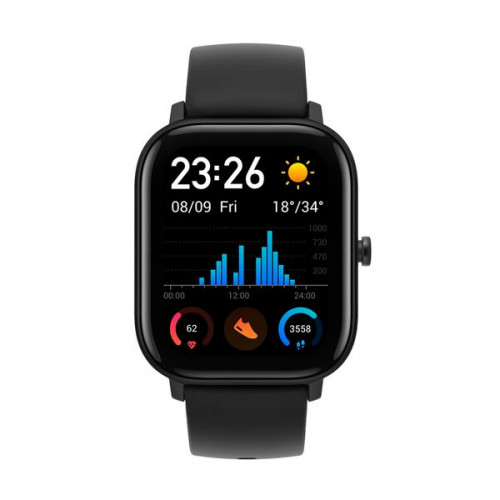 XIAOMI AMAZFIT GTS OBSIDIAN Smartwatches Black