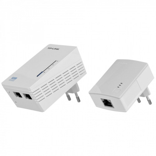TP-LINK TL AV500 2-PORT WPA4220KIT ver 5 Access Points-Repeaters