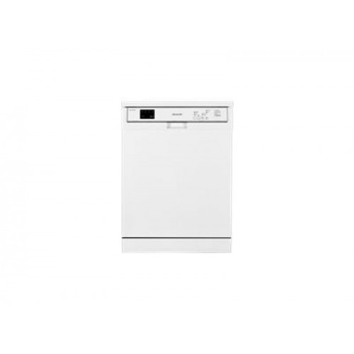 SHARP QW-HY15F492W Πλυντήριο πιάτων Λευκό