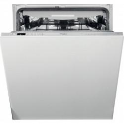 WHIRLPOOL WIC 3C33 PFE Πλυντ. πιάτων Inox