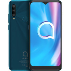 ALCATEL 5030D 1SE 3/32GB Smartphones Agate Green