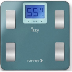 IZZY IZ-7003 RUNNER (223664) Ζυγαριές μπάνιου