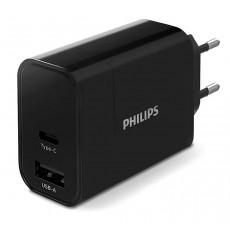 PHILIPS DLP2621-12 USB-A & USB-C WALL ADAPTER Φορτιστής