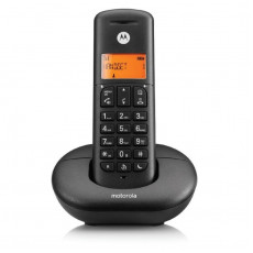 MOTOROLA E201 DECT Ασύρματο Τηλέφωνο ΛΕΥΚΟ