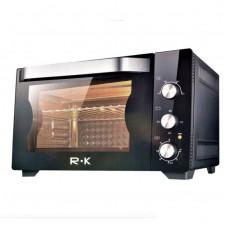 RK HKBA2-3507 1600W Φουρνάκια, Κουζινάκια Black
