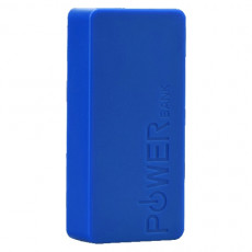 iSelf POWER BANK UNIVERSAL 5600mAh + CABLE Blue Powerbank POWBB5600BL